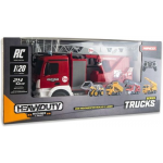 Ninco Heavy Duty FIRE FIGHTER, 8428064100306