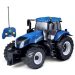 Maisto New Holland Farm Tractor 1:16 RC, 8719247418845