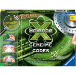 Science X geheime codes 18165