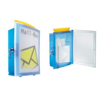 HAN mailbox IMAGE IN wit 4012473410244