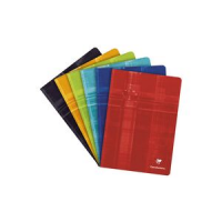 Cahier Clairefontaine kasboek A4 48 pagina s Seyes 3329680310108