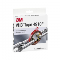 3M VHB Tape 4910F 19 mm x 3 m transparante 4046719813698
