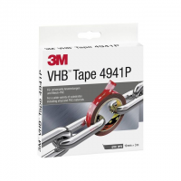 3M VHB tape 4941P 19 mm x 3 m grijs 4046719813674