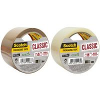 3M Scotch verpakkingstape Classic, 50 mm x 50 m 8021684012693