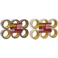3M Scotch verpakkingstape HEAVY, 50 mm x 66 m, brown 8021684012778