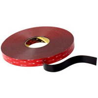 3M VHB Tape 5952F 12 mm x 33 m zwart