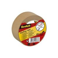 3M Scotch verpakkingstape P5050, papier, 50 mm x 50 m 8021684696787