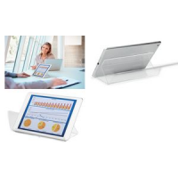 Durable Tablet PC stand ACRYLIC Tablet Standaard transparant 4005546808536
