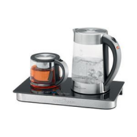 PROFESSIONAL COOK thee koffie station PC TKS 1056 zilver 4006160105698