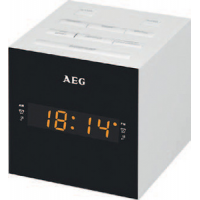 AEG FM Clock Radio MRC 4150 LED display wit 4015067006762 sc5353466