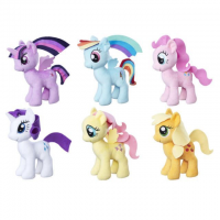 MLP soft plush asst. B9820EU4 5010993332540