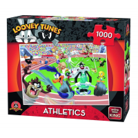 King puzzel looney 1000 st. 05599
