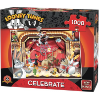 King puzzel looney 1000 st. 05598
