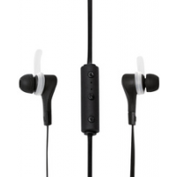 LogiLink Bluetooth 4 1 In Ear Headset stereo zwart