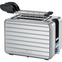 PROFESSIONAL COOK 2 slice toaster PC TAZ 1110 roestvrij staal 4006160111026