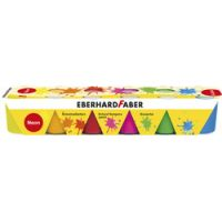 EBERHARD FABER gouache set EFA Color Basic, set van 6