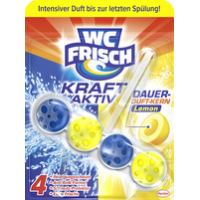 WC Frisch POWER ACTIVE wc Duftspüler Lemon 4015000963145