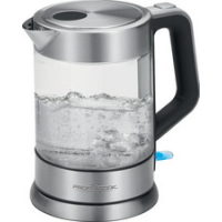 PROFESSIONAL COOK waterkoker PC WKS 1107 G glas roestvrij staal 4006160011074