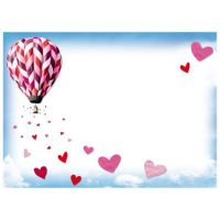 """Susy Card 3D trouwkaart """"Just Married"""", A4,  4050498230287"""