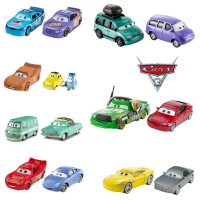 12 Cars 3 diecast 2-pack DXV99