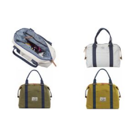 "Lightpak bag ladies ""Sweetbox"", beige / blauw 4021068461387"