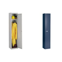 BISLEY garderobe Office, 1 vak, Oxford blauw 5020073719857