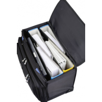 LIGHTPAK Business Notebook Trolley PIONEER zwart 4021068461080