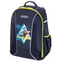 "Herlitz schoolrugzak Airgo be.bag ""Space Man"""