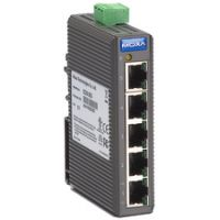 MOXA Unmanaged Industrial Ethernet Switch, 5 Port, EDS-205