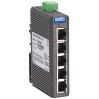 MOXA Unmanaged Industrial Ethernet Switch 5 Port EDS 205