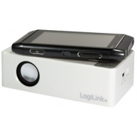 "LogiLink Inductie Speaker ""Magic Speaker"", wit 4052792015324"