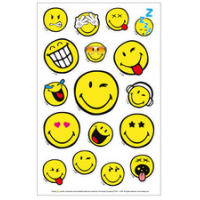 Herlitz Sticker Smiley World 4008110536934