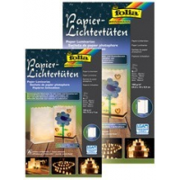 Folia zakdocument lantern'uni 'groot, papier,