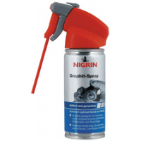 NIGRIN Graphit Spray 100 ml 4008153722547