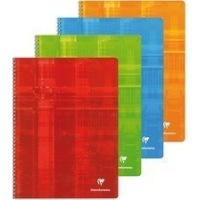 Claire Fontaine Cahier & Spiral, 240 x 320 mm, séy?s, 3329680834109