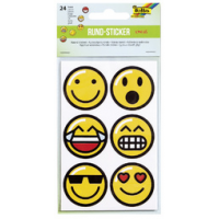 Folia ronde stickers Cool Wishes 4001868091809