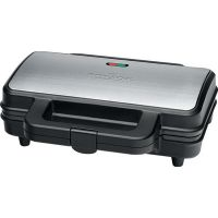 PROFESSIONAL COOK sandwich toaster PC-ST 1092, roestvrij staal / zwart, 4006160010923