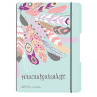 Herlitz Hausaufgabenheft my book flex cartoon A5 4008110575162 SC7300187