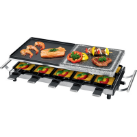 PROFESSIONELE COOK raclette PC 1144 RG 2 in 1