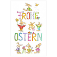 "SUSY CARD Pasen wenskaart ""Easter Bunny"", 4050498265593"