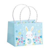 """SUSY CARD Pasen gift bag """"Gelukkige Pasen"""", small, 4050498265937"""