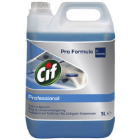 Cif Professional Cleaners glas oppervlak 5 L