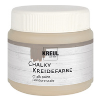 Kreul kleur krijt Chalky Herbal Green 150 ml 4000798113766