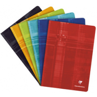Cahier Clairefontaine kasboek A4 192 pagina s Seyes 3329680631418