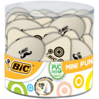 BIC Rubberen gum Mini Fun 3086123388505