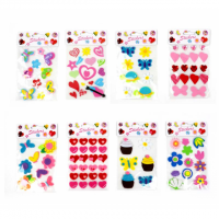 Foam stickers assorti 61313