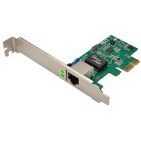 Digitus PCI Express Gigabit Ethernet RJ45 netwerkadapter 4016032310945 sc11003745