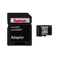 Hama Memory Card Micro Secure Digital High Capacity 8GB 4047443131485