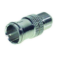 Shiverpeaks BASIC S-F verbinding, Quick-F connector - 4017538052865