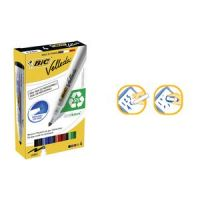 BIC whiteboard marker Velleda 1701 Ecolutions, 4 Case 3086120017040